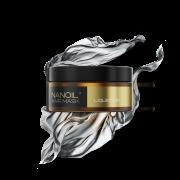 Nanoil Haarmaske mit flüssiger Seide