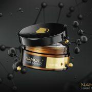 Nanoil Keratinmaske für Haare